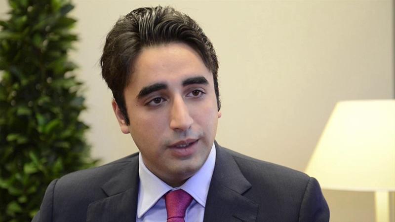 Bilawal Bhutto.