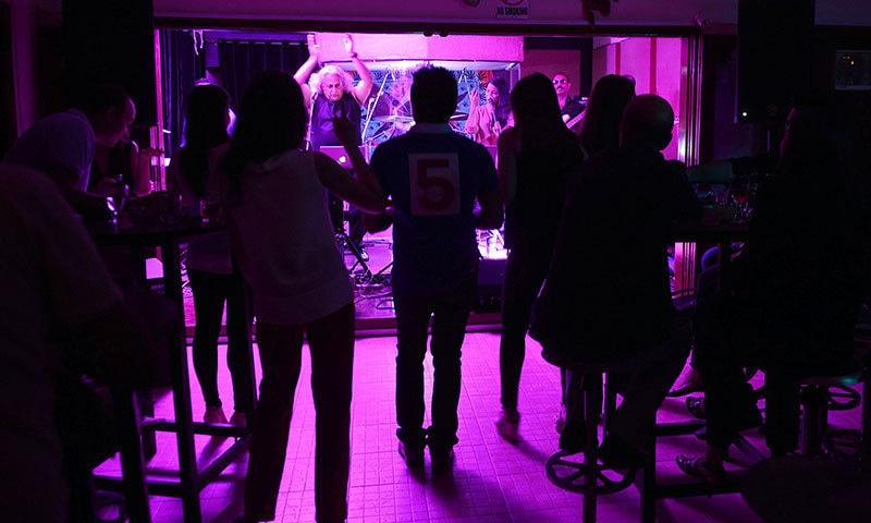 Whisky, clubs, music: Karachi's nightlife behind closed doors