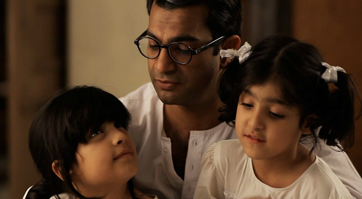 Sarmad does justice to the multiple personalities of Manto in the film — Publicity photo