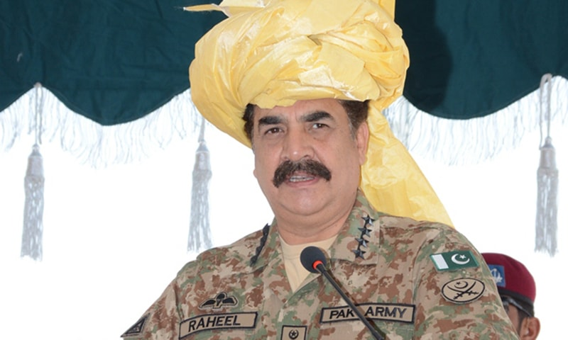 Army chief inaugurates development projects in South Waziristan