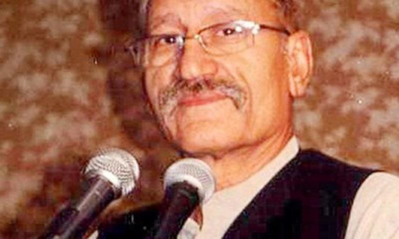 Raja Anwar today.