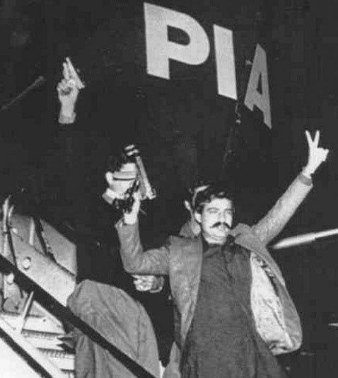 ایم آر ڈی کی تحریک کو پہلا دھچکا مارچ 1981ء میں پی آئی اے کے جہاز کی ہائی جیکنگ سے لگا