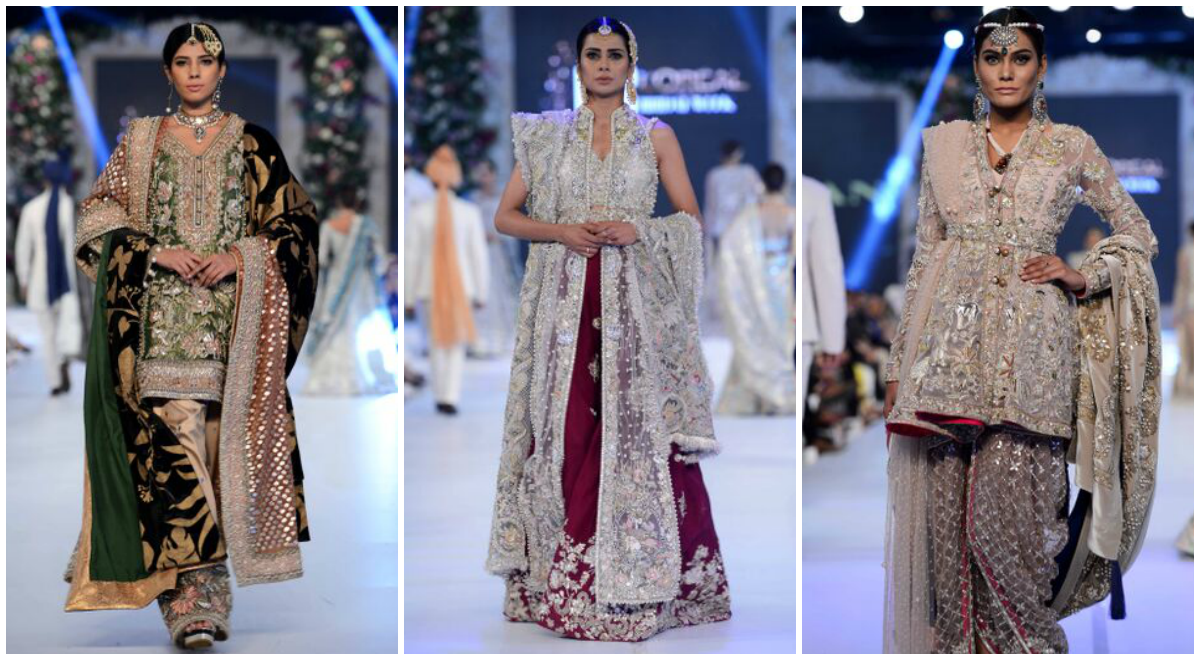 Elan stole the show at the PLBW Loreal Bridal Week 2015 in  September – Publicity photos