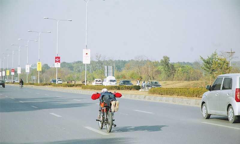 Traffic rules: On roads oft travelled