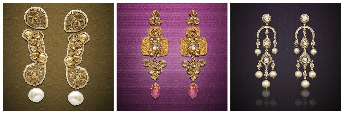 Shafaq Habib fuses 22 carat gold with diamonds and semi-precious stones - Publicity photos