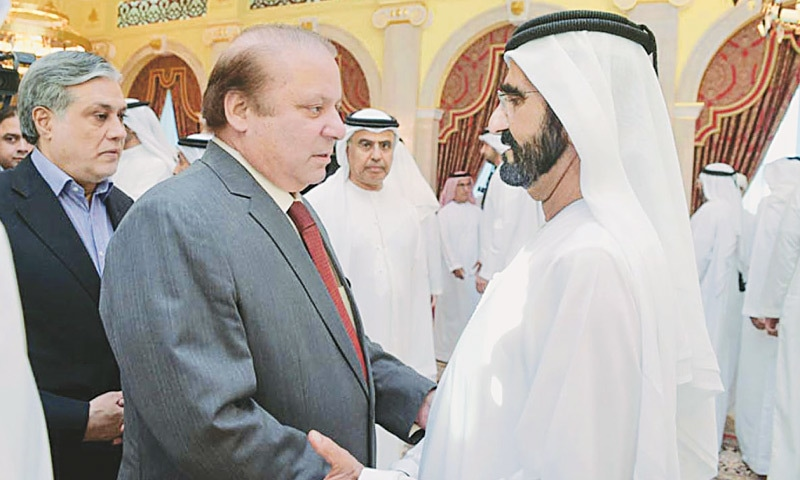PM offers condolences to ruler of Dubai - Pakistan - DAWN COM