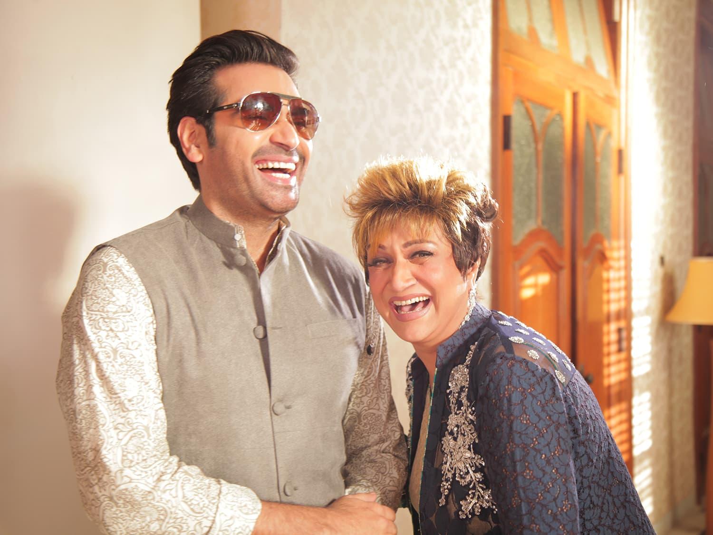 pictures Bushra Ansari