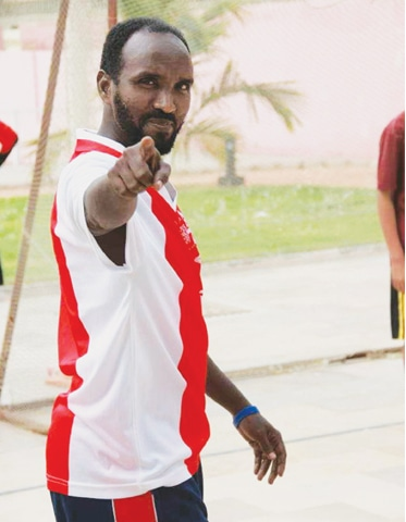 Adam Jama Waberi