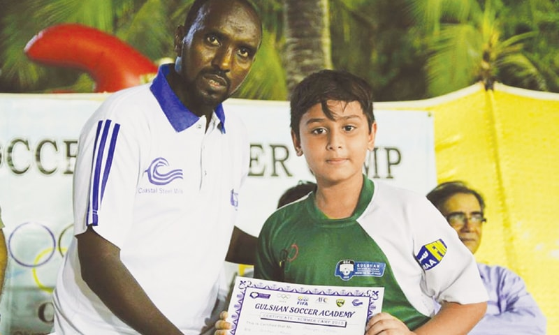 Adam Jee has adopted coaching as a long-term ambition