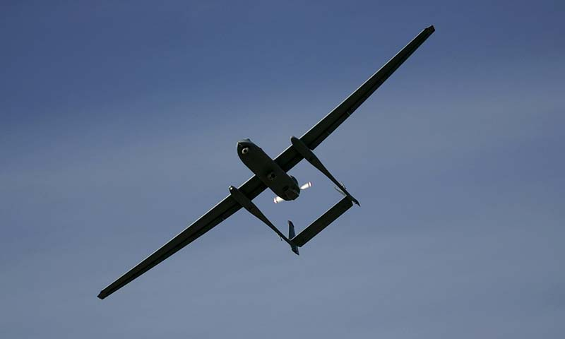 India turns to Israel for armed drones