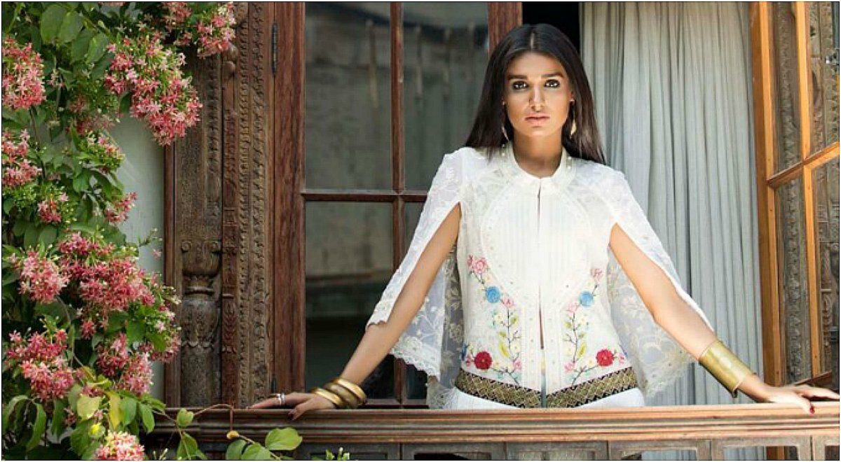 Amna Ilyas for Layla Chatoor