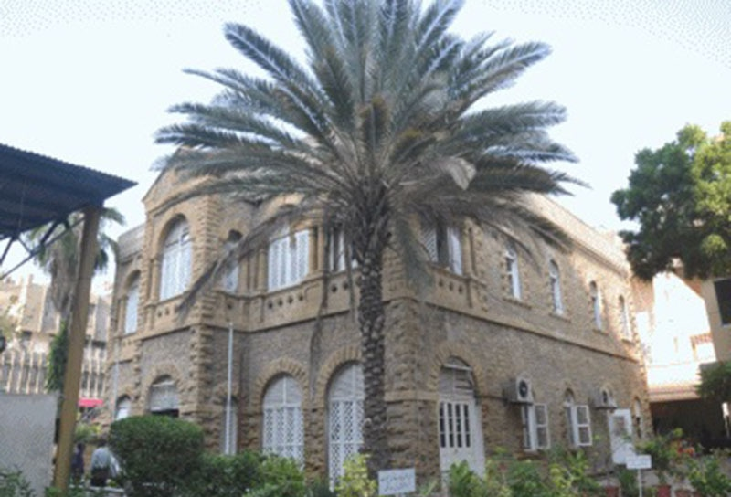 Karachi Press Club was a hotbed of anti-Zia politics in the late 1970s and 1980s.