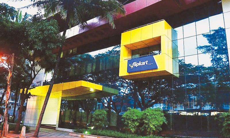 FLIPKART office in Bangalore.