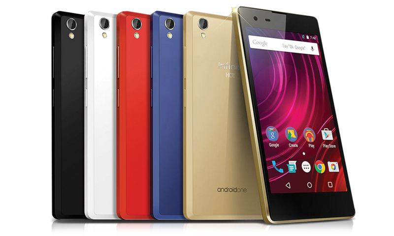 Infinix brings a new mobile business model