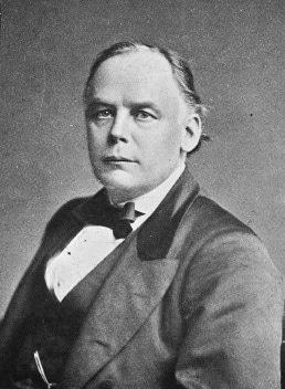 Charles Bradlaugh. —Wiki Commons