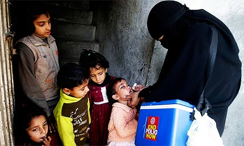 Pakistan, Afghanistan only countries left on polio-endemic nations list