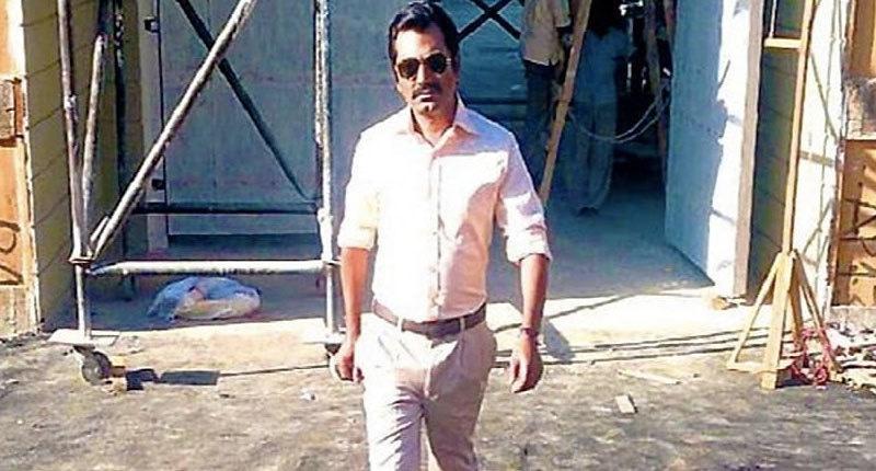 Leaked photo of Nawazuddin Siddiqui from 'Raees'. — Photo courtesy: BollywoodLife
