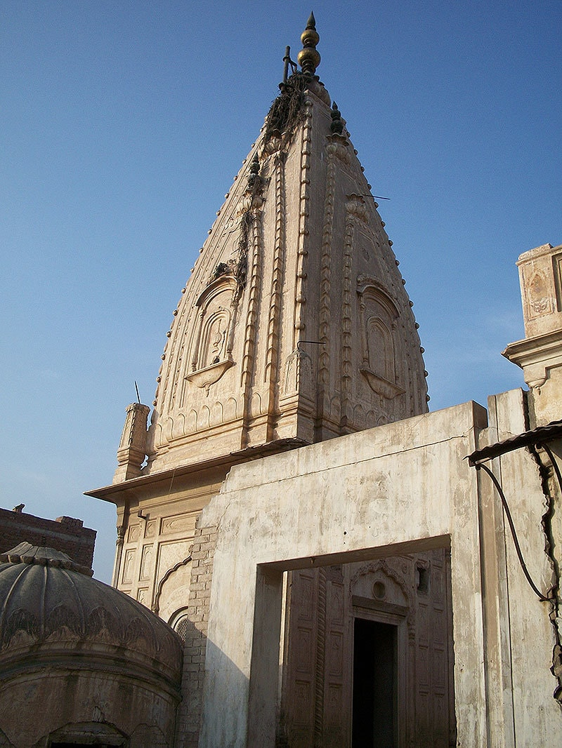 Jain Mandir at Multan. —Photo by Alie Imran