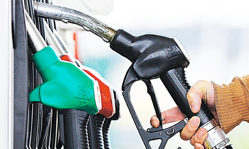 Ogra worked out a reduction of 15 paisa per litre in the ex-depot price of petrol to Rs73.61 from Rs73.76. —Reuters/File