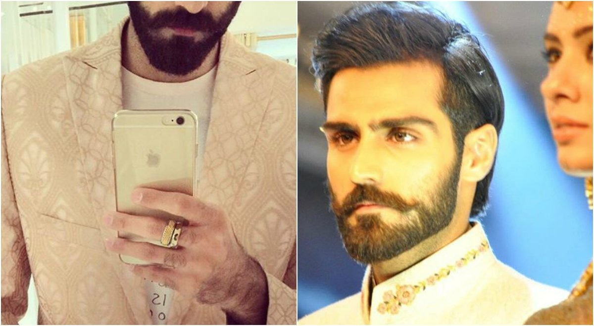 Facial Hair Don T Care Which Pakistani Celebs Are