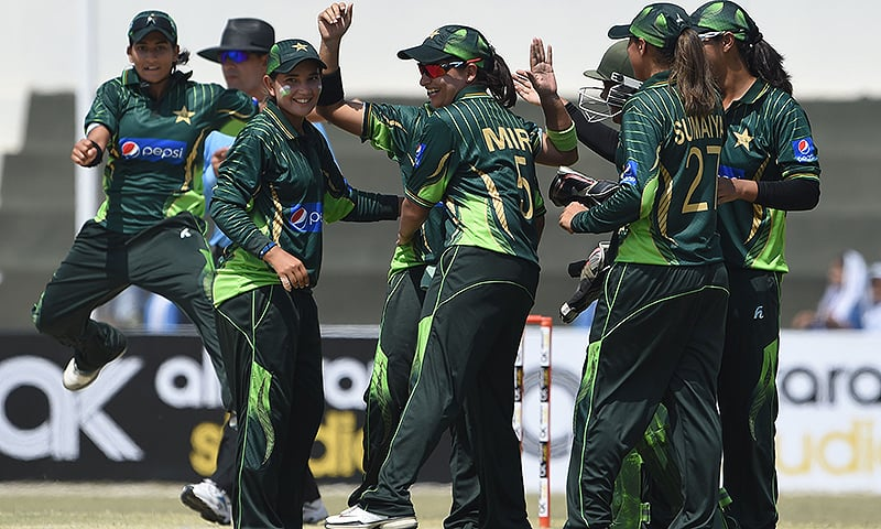 In pictures: Girls in green triumph on historic day
