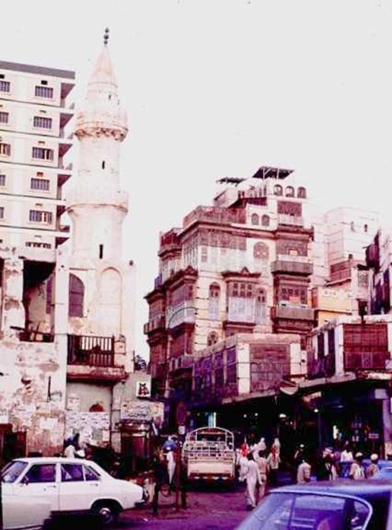 Jeddah in 1973.