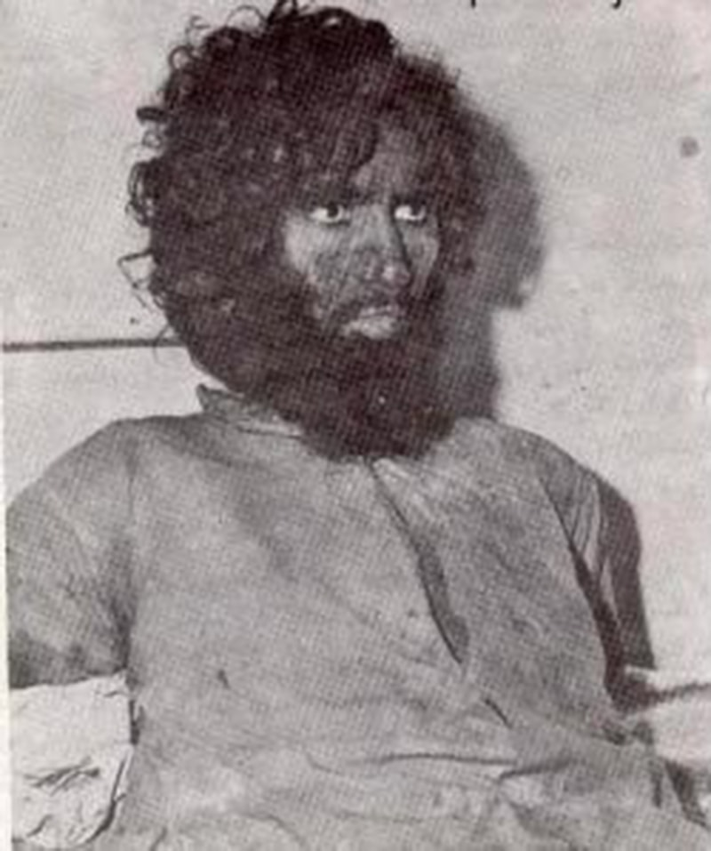 Juhayman after his capture.