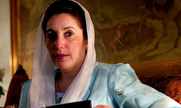 Musharraf threatened Benazir before her return to Pakistan: Mark Siegel
