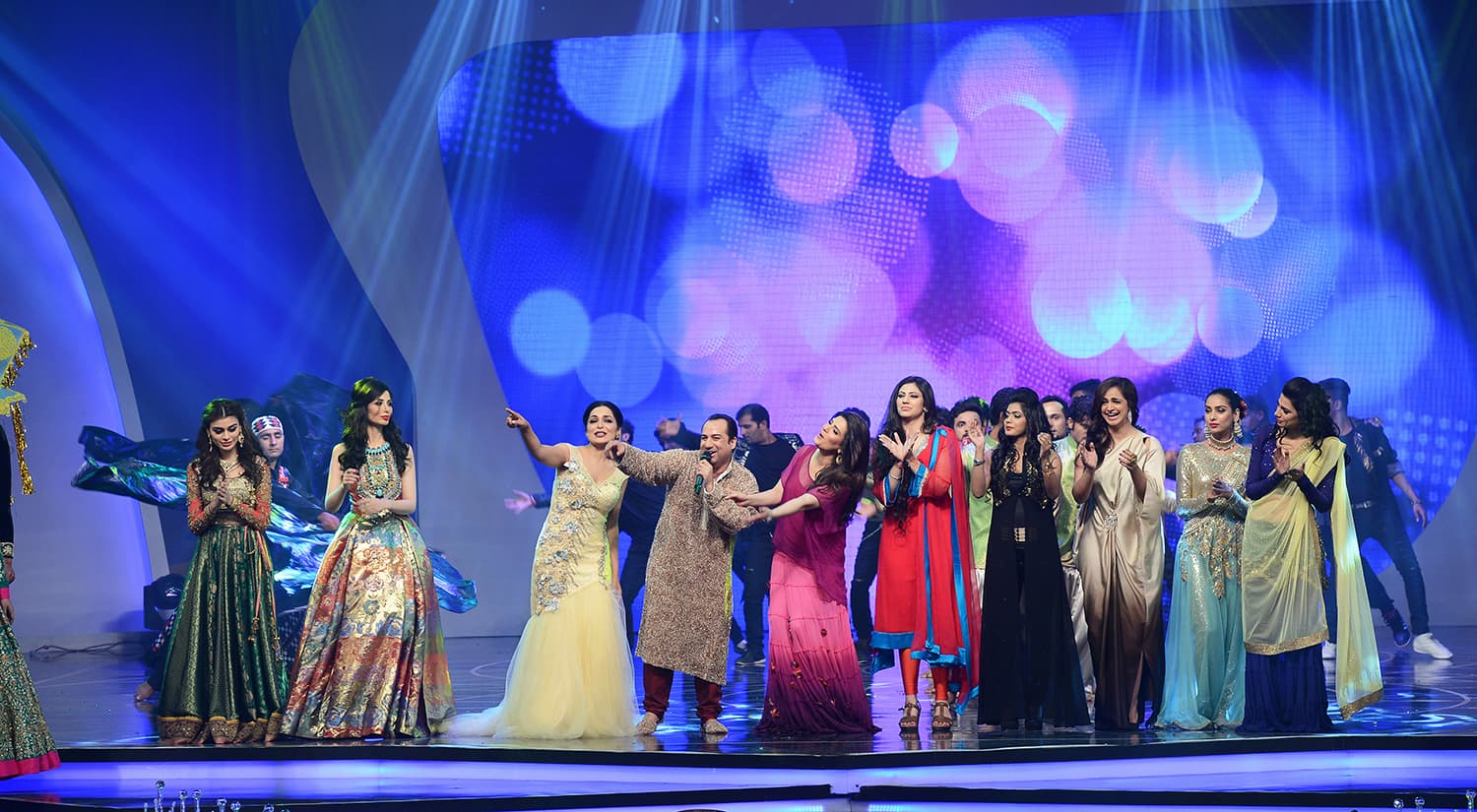 Rahat Fateh Ali Khan closed the night with some of his classics – Publicity photo
