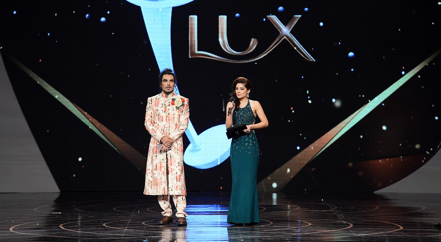 Yasir Hussain was a winner in his own right at the LSAs due to his killer hosting skills that everyone enjoyed – Publicity photo