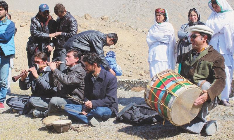 Hunza's Baba Ghundi Festival concludes