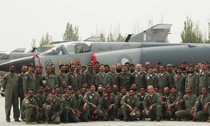 -Photo courtesy Pakistan Air Force