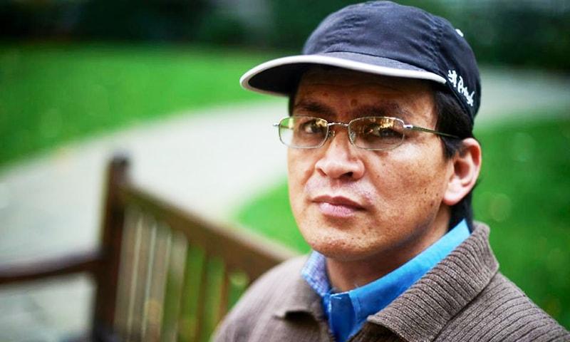 Hazara activist rues years of limbo in UK