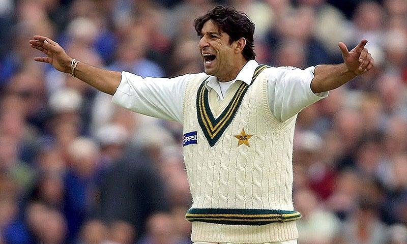Cricket Classics: Wasim, Waqar and Saqlain trigger stunning England collapse