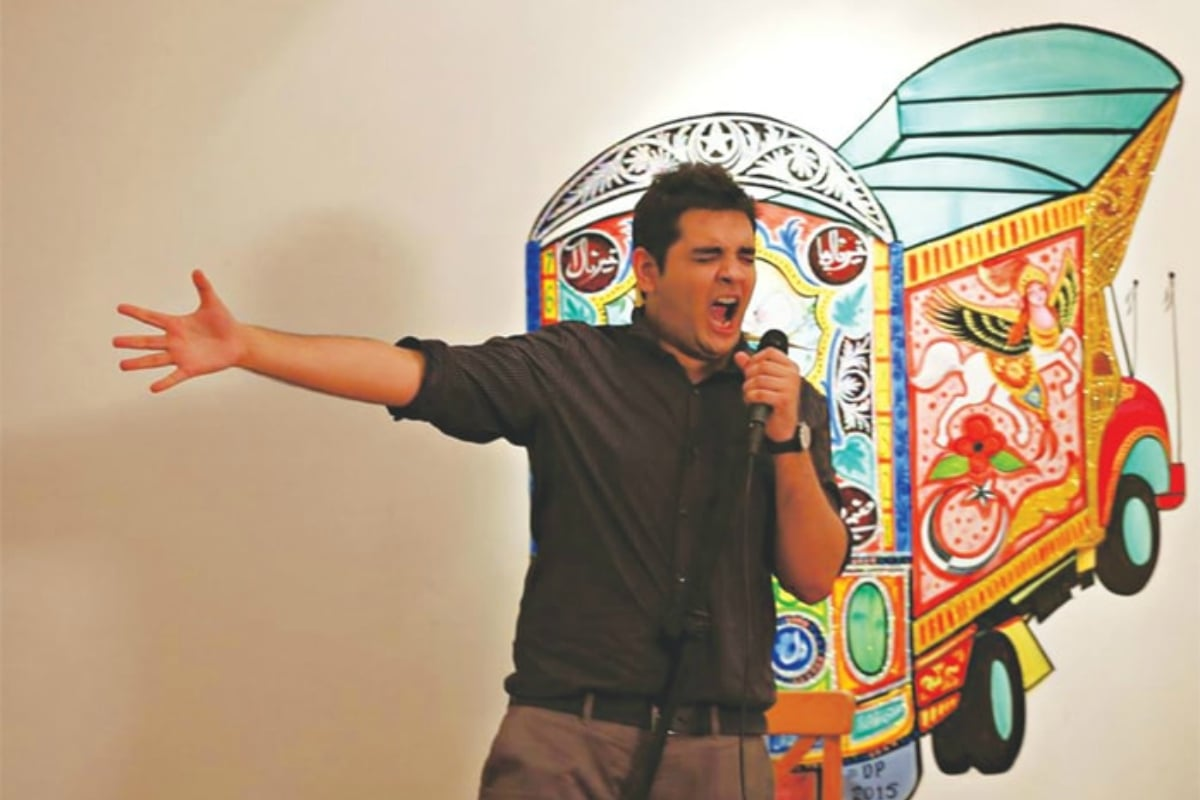 Shehzad Ghias thinks satire is the most important aspect of humour