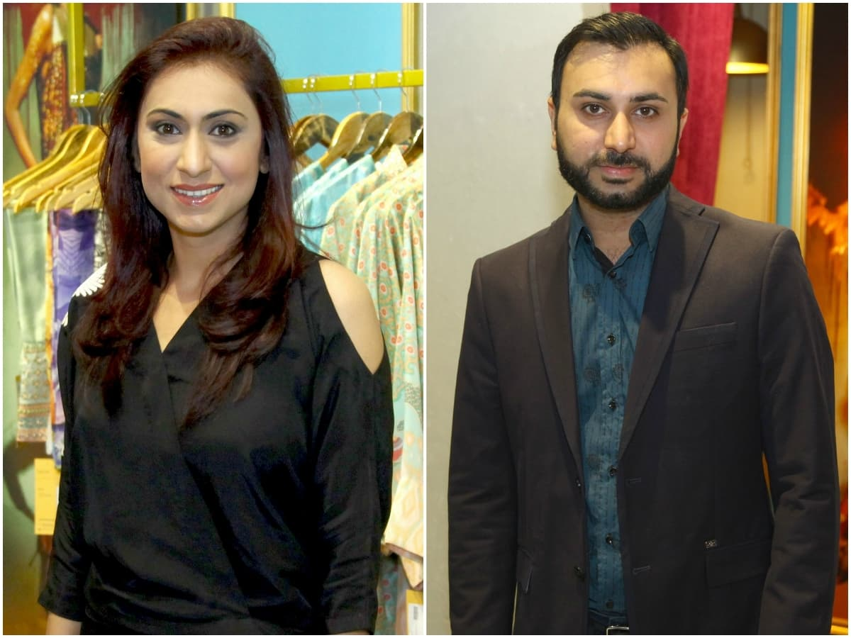 Wardha Saleem and her brother Nubain Ali have made a strong team over the years