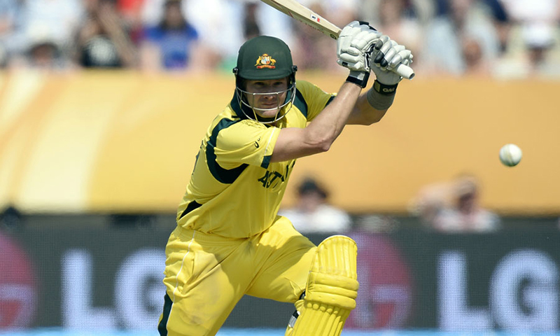Shane Watson will be a 'hot pick' in the December draft, Najam Sethi says. -AFP/File