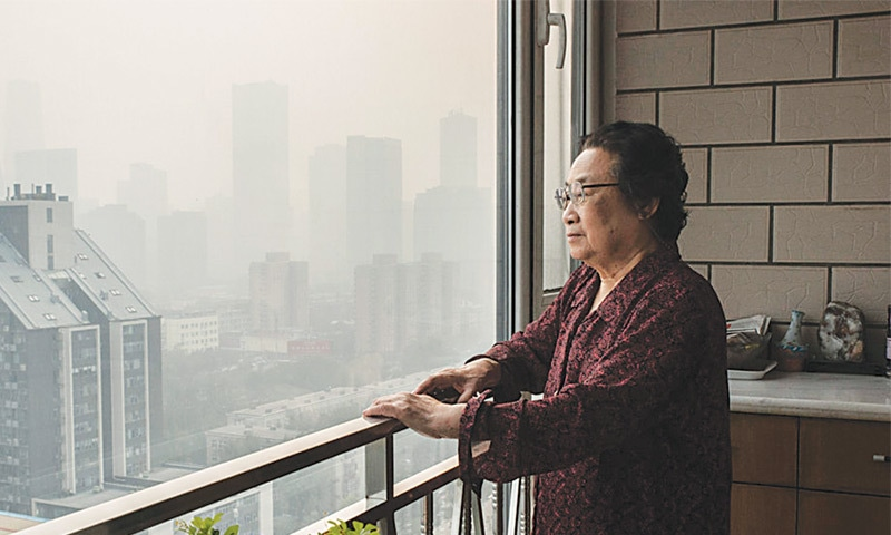 CHINA'S first Nobel laureate for medicine Dr Tu Youyou.