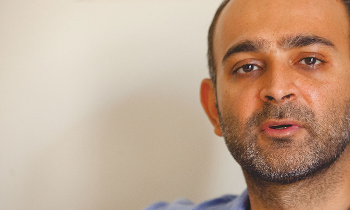 Mohsin Hamid — The reluctant novelist