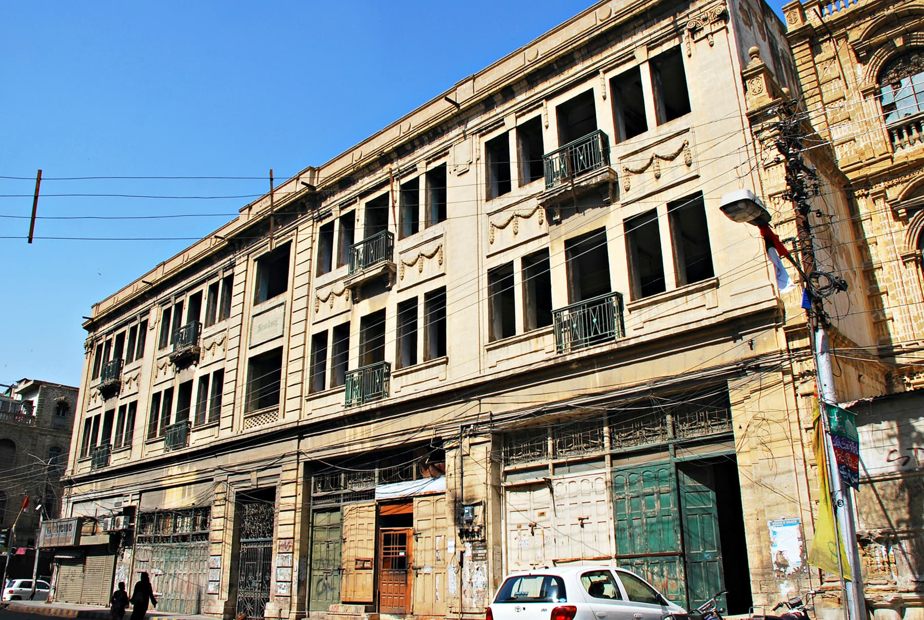 Sevakunj Hostel was once a lively abode for foreign and out-of-station local students.