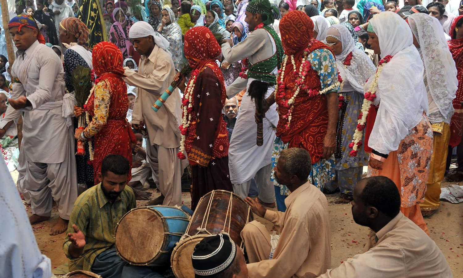 The drop in violence has also raised Sheedi hopes that they might hold their annual four-day festival. —AFP