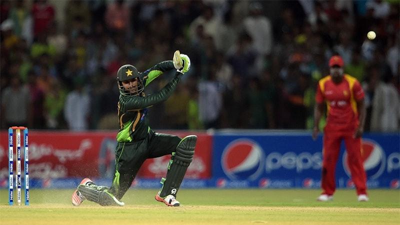 Malik hitting his way back into reckoning (Lahore, 2015).