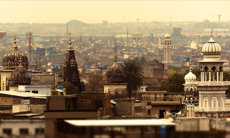 The temples of Rawalpindi: Old wisdom in a new world