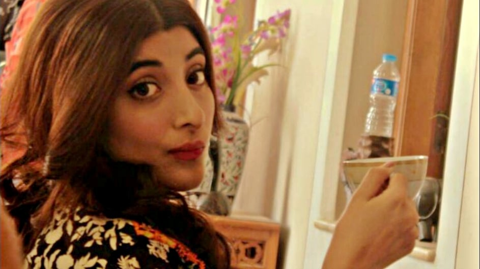 Urwa plays the role of a hardworking, ambitious businesswoman in the film