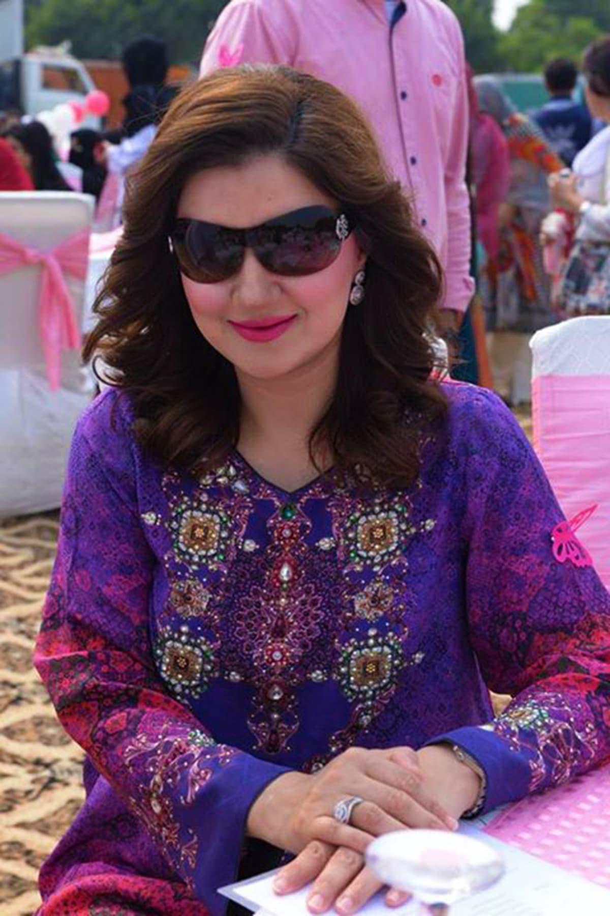Ayesha Sana at the event