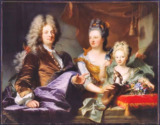 Hyacinthe Rigaud 1659 1743 Was A French Baroque Painter Who Lived In Paris All Through His Professional Life Famous For Portrait Paintings Of The