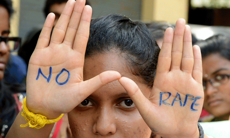 Girls aged two and five 'gang-raped' in New Delhi