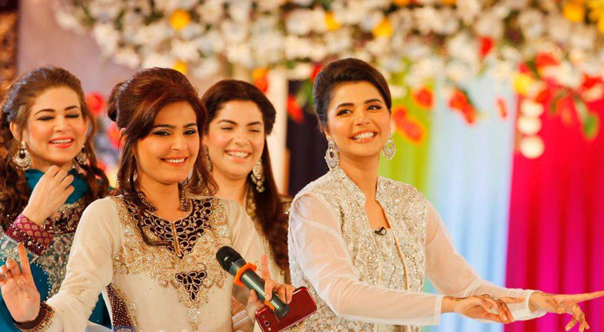 How Pakistani morning shows are keeping women 'where they belong'