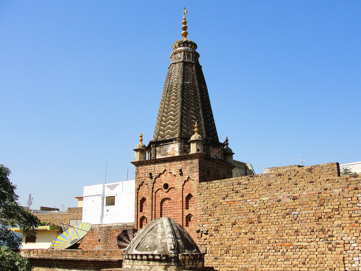 Shiva Temple in Hazro.
