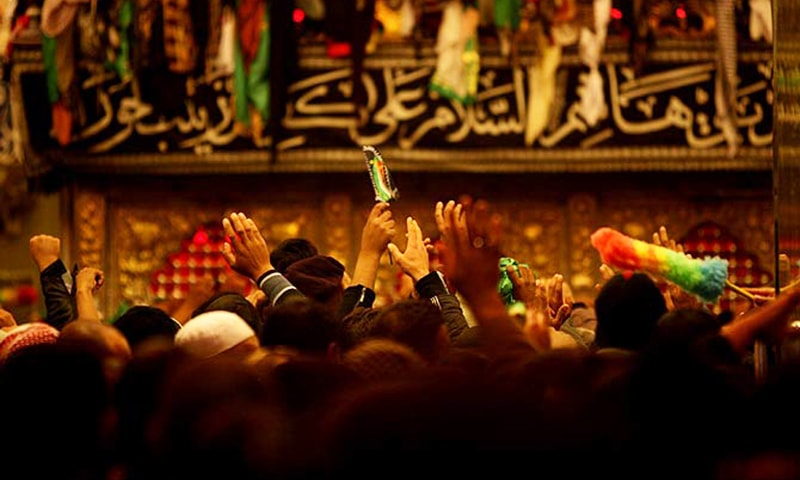 Such is the appeal of the tragedy that Karbala has become a significant constituent of the cultural construct of the subcontinent. —AFP